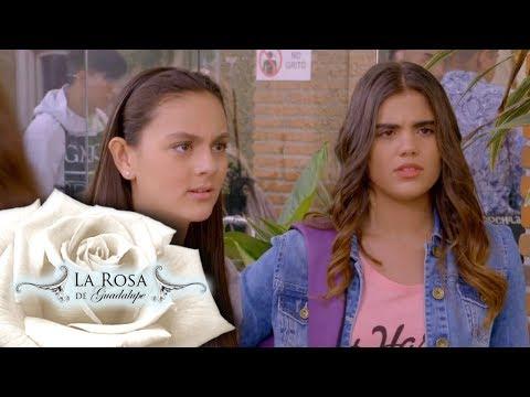 Isabel y Sofia descubren que son hermanas | Dos caras de un mismo amor | La Rosa de Guadalupe
