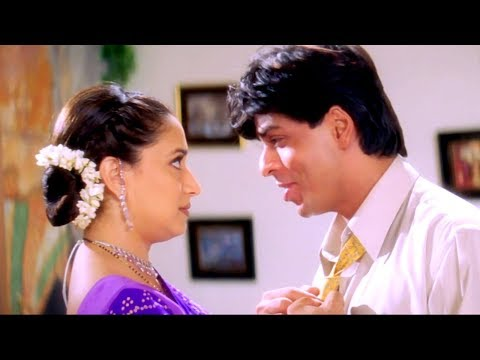 Shahrukh Khan Is In A Romantic Mood | Hum Tumhare Hain Sanam