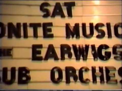 Earwigs - Crest Theatre