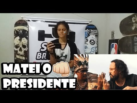 Gabriel Pensador - Hoje eu Tô Feliz (Matei o Presidente)2 | React#4 - Skate Brothers