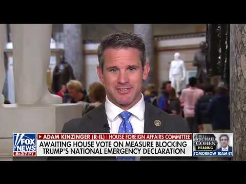 2/26/2019 Rep. Kinzinger on Fox News