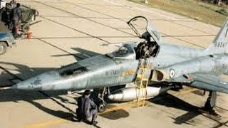 Northrop F5 Freedom Fighter HD