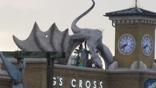 The Dragon is Up At Universal Orlando & A Tour Of The Loews Royal Pacific Hotel!!! (6.12.14)