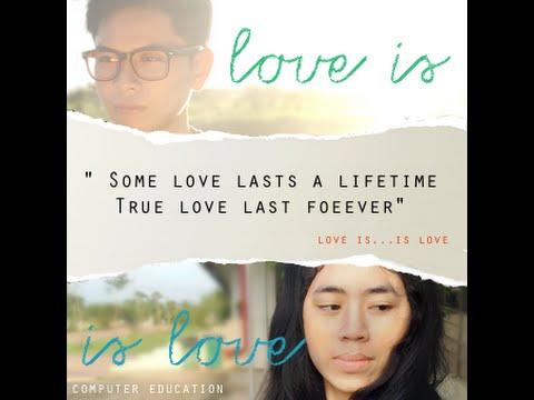 หนังสั้นภาษาอังกฤษ  love is...is love
