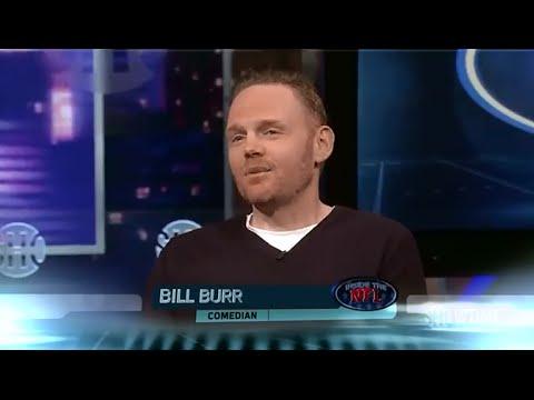 Bill Burr on Inside the NFL - 1 - YouTube