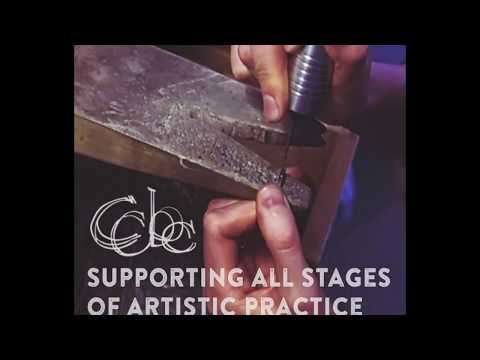 Supporting all stages of artistic practice in the craft sector