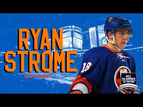 Ryan Strome 16-17 Highlights