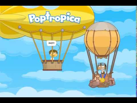 Poptropica - The Cutting Room Floor