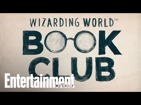 The Wizarding World Book Club Finally Launches On Pottermore | News Flash | Entertainment Weekly