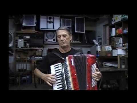 Manojito de claveles paso doble  acordeòn   dedicado a  elisa