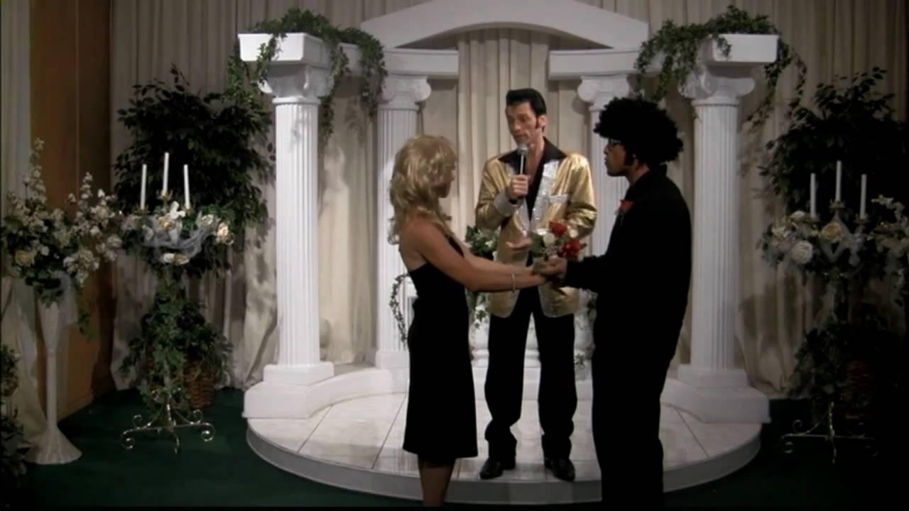 Las Vegas Elvis Wedding