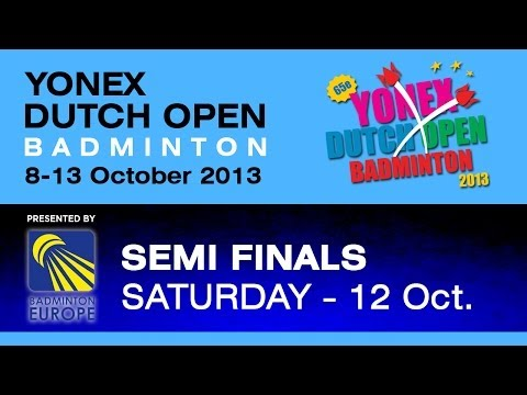 SF - MD - Kang J. / Liu C. vs B.Angriawan / R.K.Suwardi - 2013 Yonex Dutch Open
