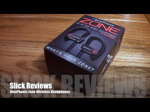 BluePhonic Zone Wireless Headphones - Headphones Series Ep 2