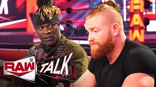 What's going on between Murphy & Aalyah Mysterio?: Raw Talk, Sept. 28, 2020 (WWE Network Exclusive)