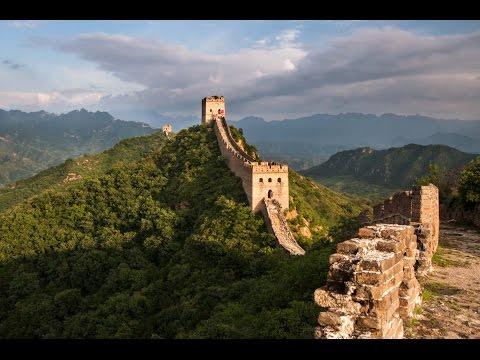Wielkie Tajemnice Historii - Tajemnice Wielkiego Muru Chińskiego