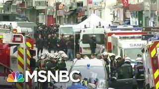 Alleged Paris Attacks Mastermind Targeted In Raid | MSNBC