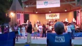 Carolina Coast Band ~ Summertime