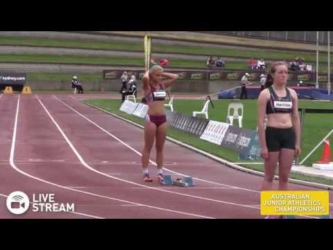 53rd Australian Junior Athletics Championships - Sydney Olympic Park - Friday Morning