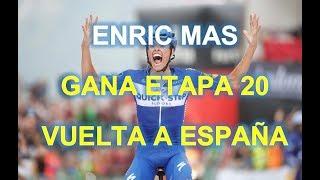 Resumen Etapa 20 Vuelta a España 2018
