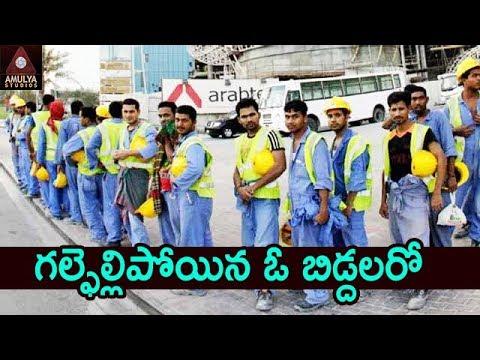 Telangana Songs | Gulf Vellipoyina Song | Telugu Private Songs | Amulya Studios