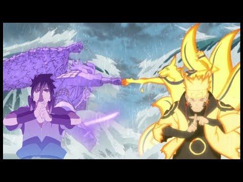 AMV Naruto vs Sasuke   still alive
