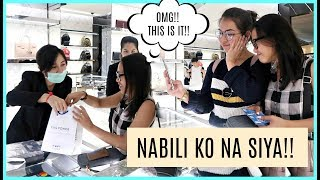OMG!! BUYING MY FIRST LUXURY PIECE (LAST DAY IN BANGKOK) ❤️ | rhazevlogs