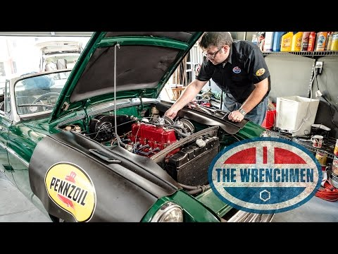 The Wrenchmen | Episode 2 - David and Jocelyn's 1970 MGB