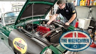 The Wrenchmen | David and Jocelyn