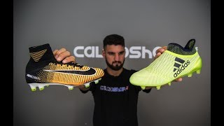 Nike vs adidas: che RUOLO hai? che SCARPA indossi?