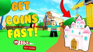 HOW TO GET A LOT OF COINS *FAST* IN MEEPCITY! (Roblox)