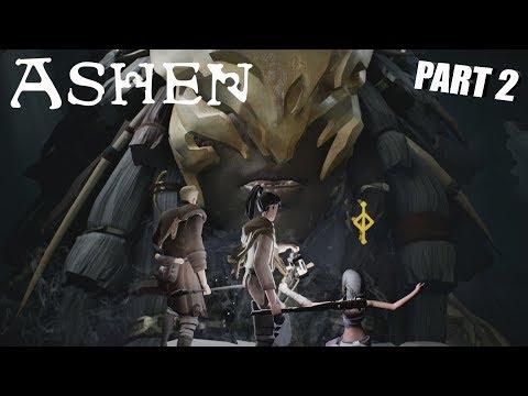 THAT'S A BIG GIRL! | Ashen Gameplay PART 2 thumbnail