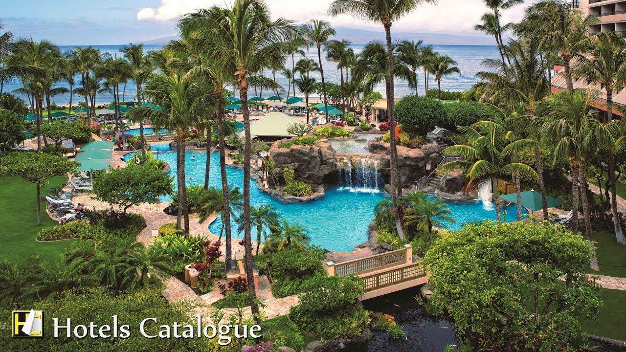 Marriott S Maui Ocean Club Hotel Tour Molokai Maui Lanai Towers Kaanapali Resort