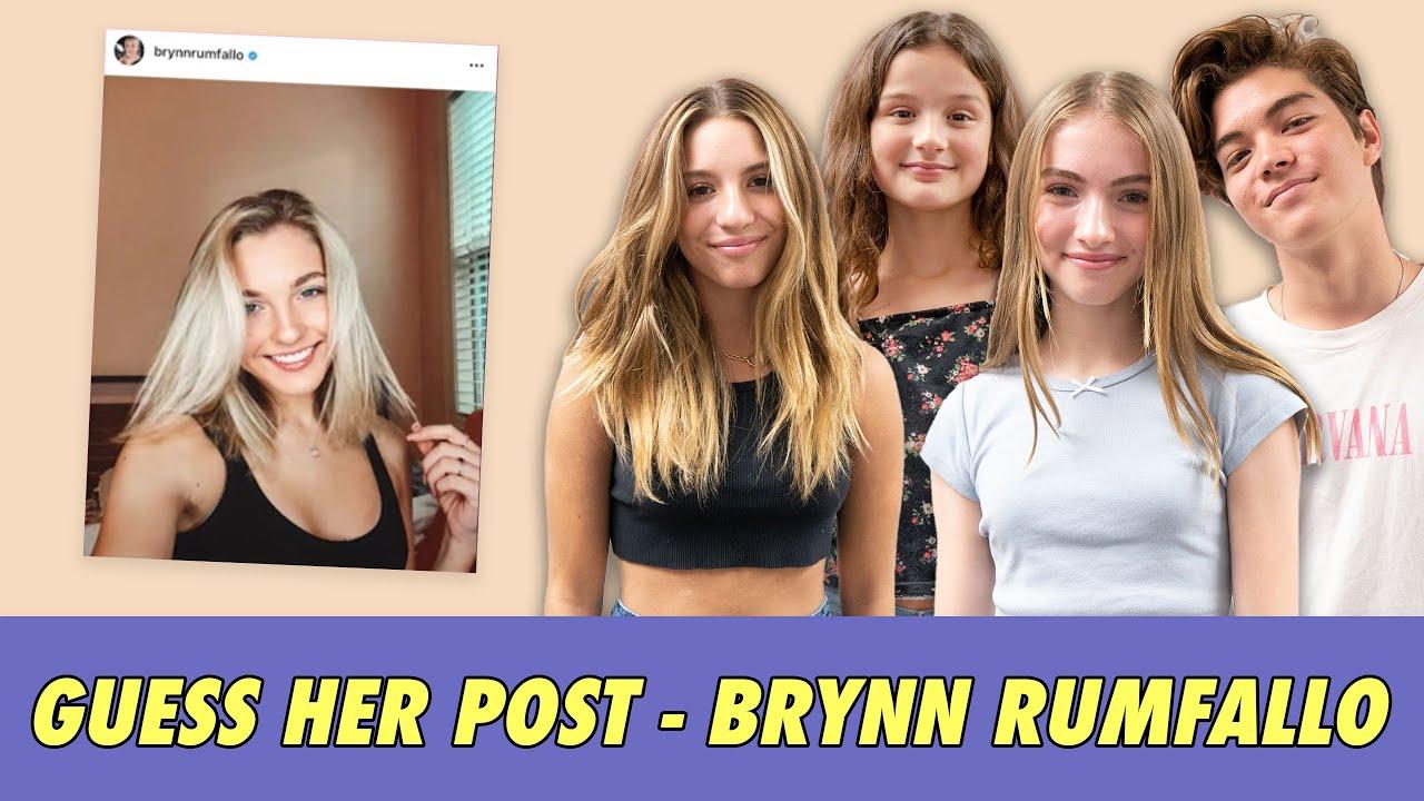 Guess Her Post - Brynn Rumfallo