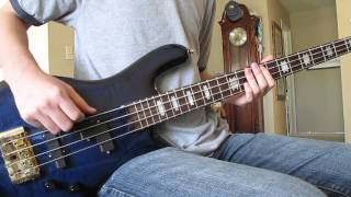 Incubus - Dig Bass Cover