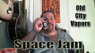 Space Jam Starship 1 and Omega