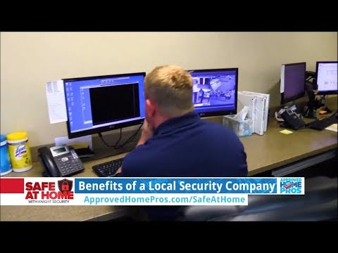 Benefits Of A Local Security Company