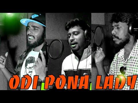 """Odi Pona Lady"" Pre-Release Promo - Releasing Full Video Tomorrow In YouTube At 6:00 PM | #Mersal ❤️"