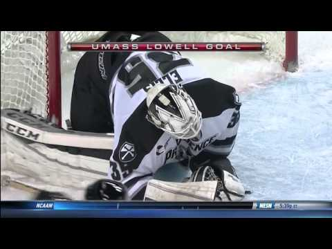 Hockey East Semifinal - UMass Lowell vs. Providence - 3/18/16