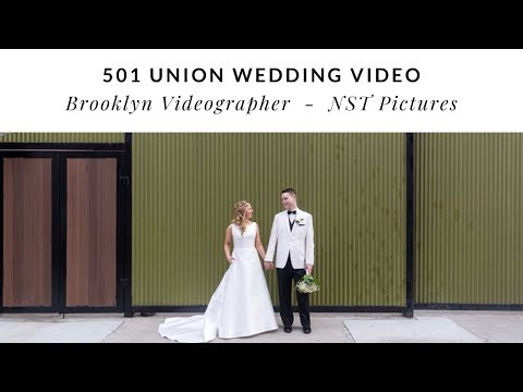 501 Union Wedding Video :: Brooklyn NY Wedding Videographer :: NST Pictures