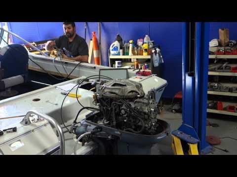 Captain's Blog 9 19 2015 I Hate Outboard Motors