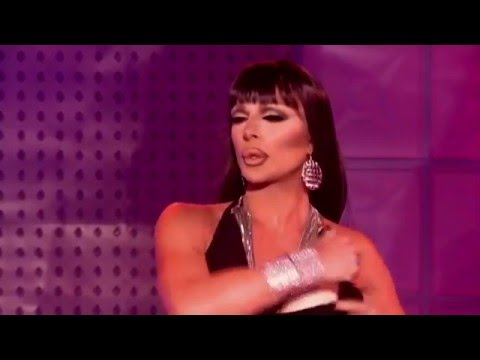 RuPaul's Drag Race | Lip Sync: Nicole Paige Brooks VS Raven