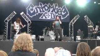 Entombed A.D-Chief Rebel Angel-Live@ Bloodstock Festival-2014
