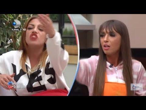 """Faci Striptease Si Prin Turcia?"" Mariana, Amenintari Explozive! ""Andreea, Vezi Sa Nu Patesti Ceva"""
