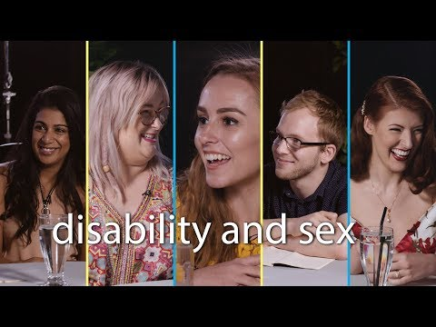 Disability, Sex, Relationships And Dating Roundtable | Hannah Witton