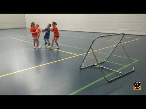 Mini Handball Training
