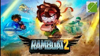 Ramboat 2 Soldier Shooting Game - Android Gameplay FHD