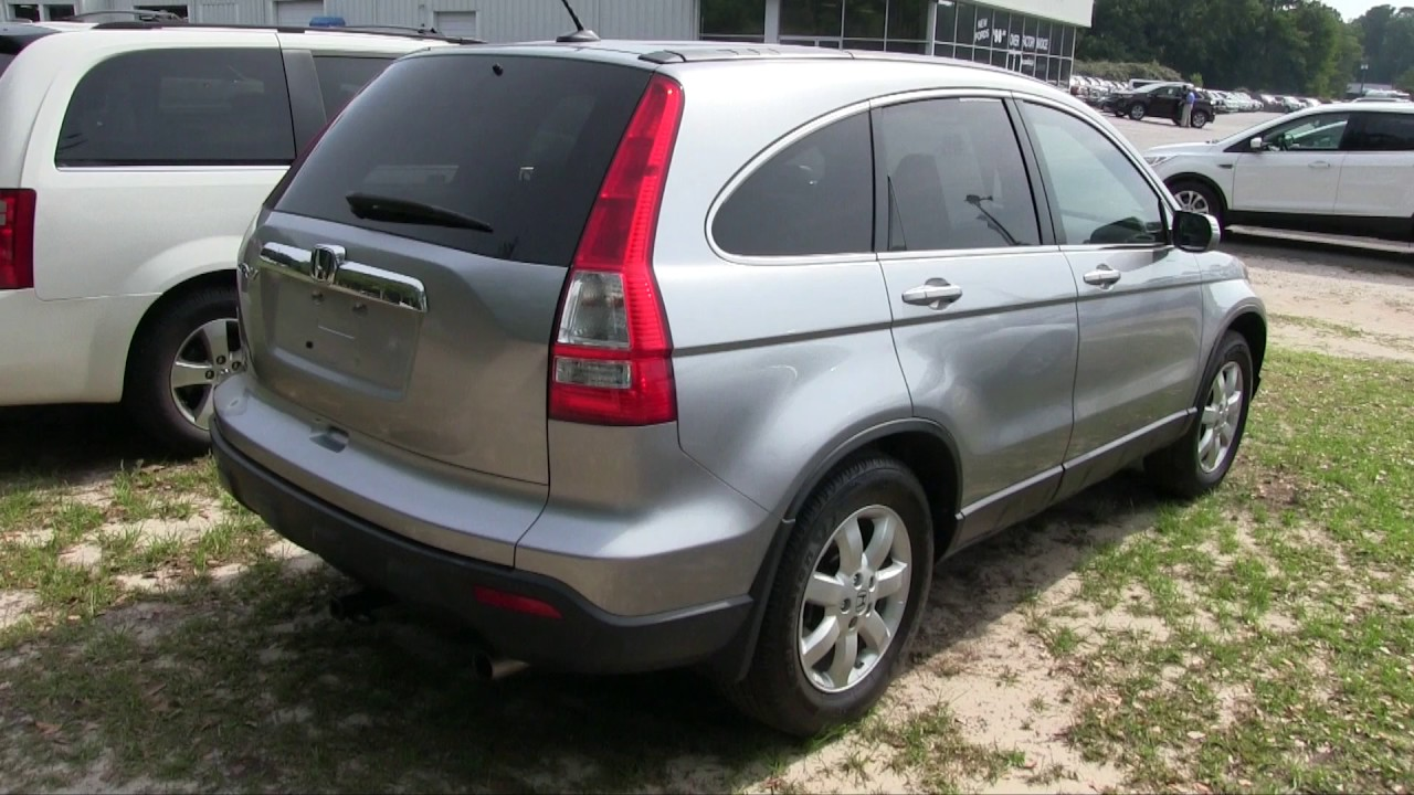 2008 honda crv exl for sale condition report at ravenel ford may 2017 youtube. Black Bedroom Furniture Sets. Home Design Ideas