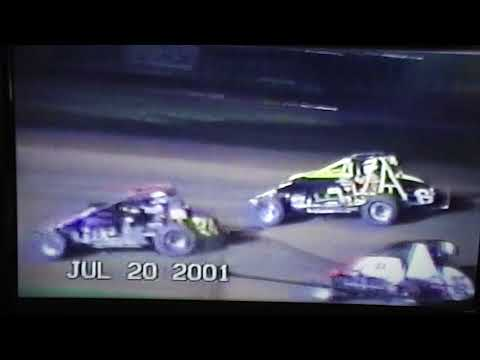 Bloomington Speedway 2001