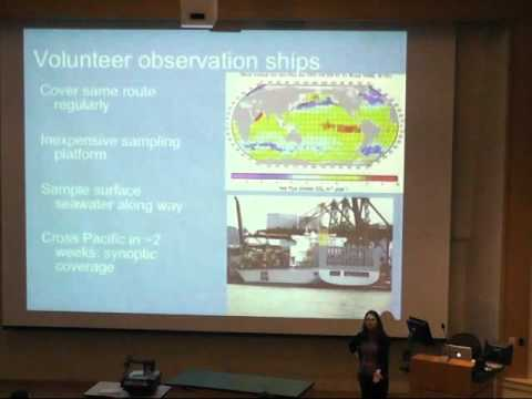 UW ESS 495: Groundtruthing Via Container Ship