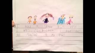 """""""I had a great time when I was Trick or Treating. I had lots o…"""